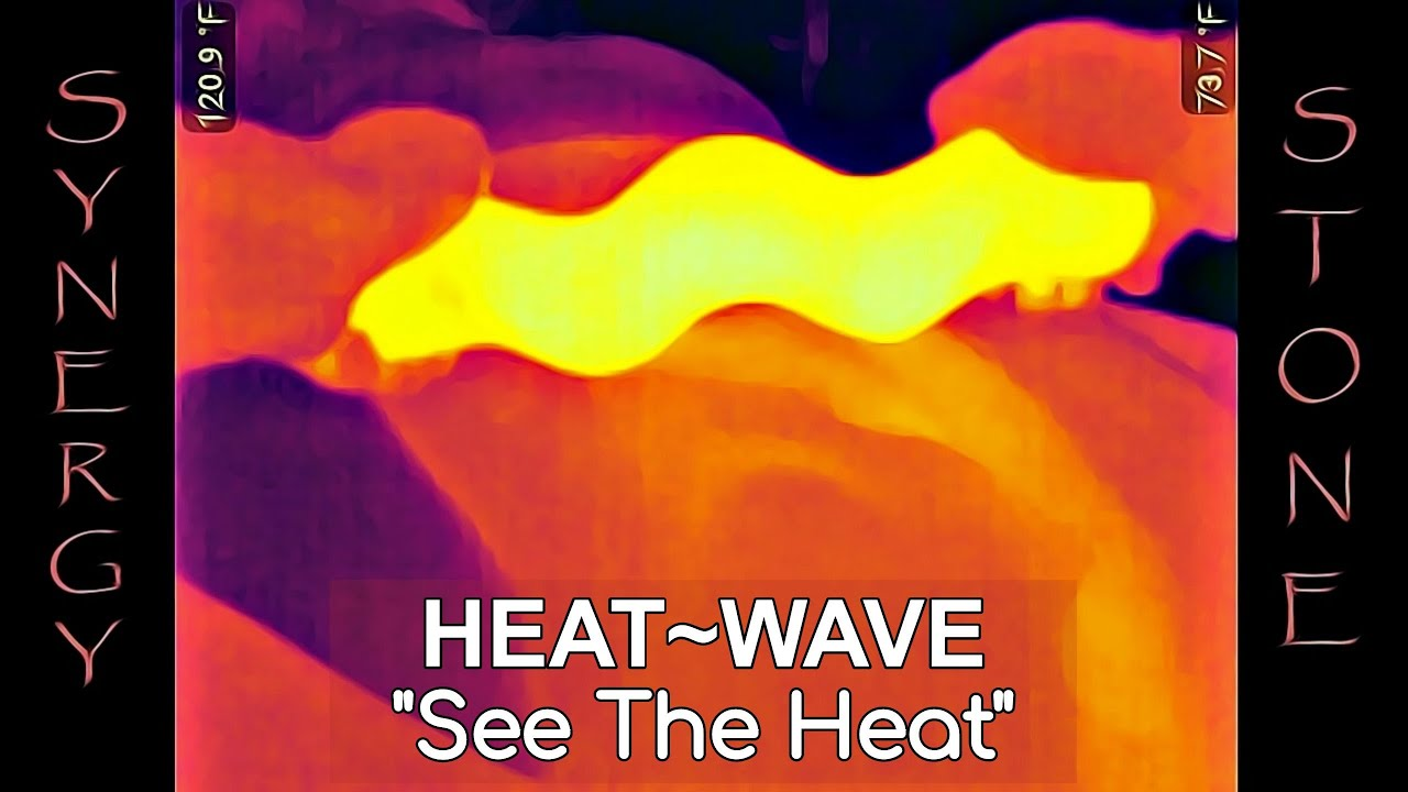 Infrared HEAT-WAVE Synergy Hot Stone Massage 9-12