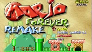 Mario Forever Remake v3.2 - Powerup Laboratory