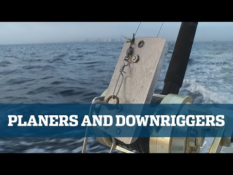 Florida Sport Fishing TV Live Seminar Planers & Downriggers