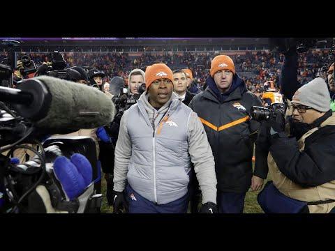 The Latest: Broncos