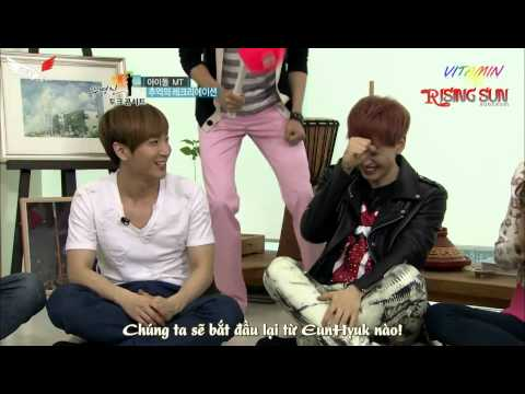 [Vietsub show] 120503 MBC JBJ Talk Concert TVXQ Speed Quiz 1[RisingSun Subteam]
