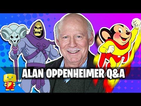 Alan Oppenheimer Q&A