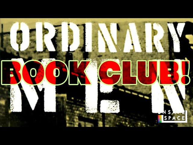 Book Club: Ordinary Men
