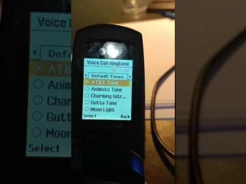 Samsung A167 ringtones