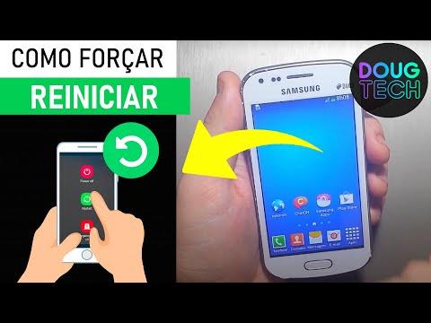 Samsung Galaxy S Duos 2 - Reinicialização Forçada ( Para Sistema Travado ) - Blackmobile.com.br