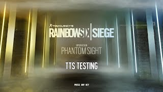 Operation Phantom Sight On TTS - Testing out their guns and Loadouts!