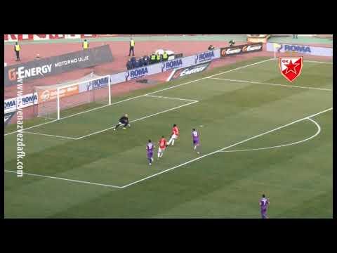 Crvena zvezda - Javor 3:0, highlights