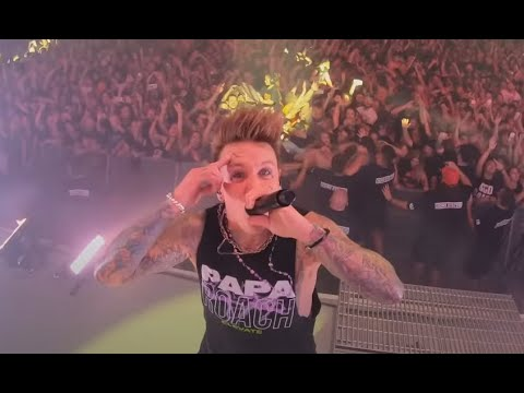 Vice release documentary on Papa Roach - 'The Story Of 'Last Resort' By Papa Roach' ..!