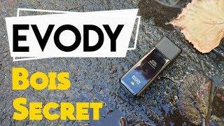 PACHNĄCY TYP - PERFUMY Evody Bois Secret: tonka, puder i suche drewno