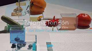 Paloma Rincón - Ethernet Tethering & Live View   Phase One