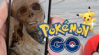 Leiche beim Pokemon GO Spielen entdeckt