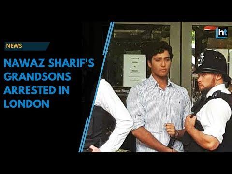London police arrest Nawaz Sharif's...