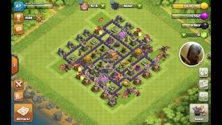 First clash of clans video and more to come