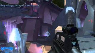 Halo 2 PC Multiplayer Gameplay - Midship