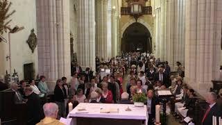 Messe d'Action de Grâce,  Profession de foi, Levroux le 17 juin 2018-P2