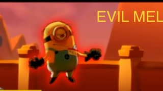 MEL IS STILL AGAINST GRU? ROBLOX Minions Adventure Obby Despicable Forces Part 2