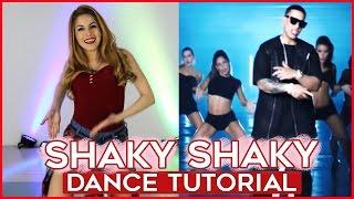 Shaky Shaky - DADDY YANKEE | Dance Tutorial - Aprende a bailar reggaeton