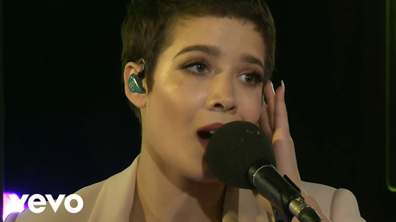 Halsey - The Sound (1975 cover in the Live Lounge)