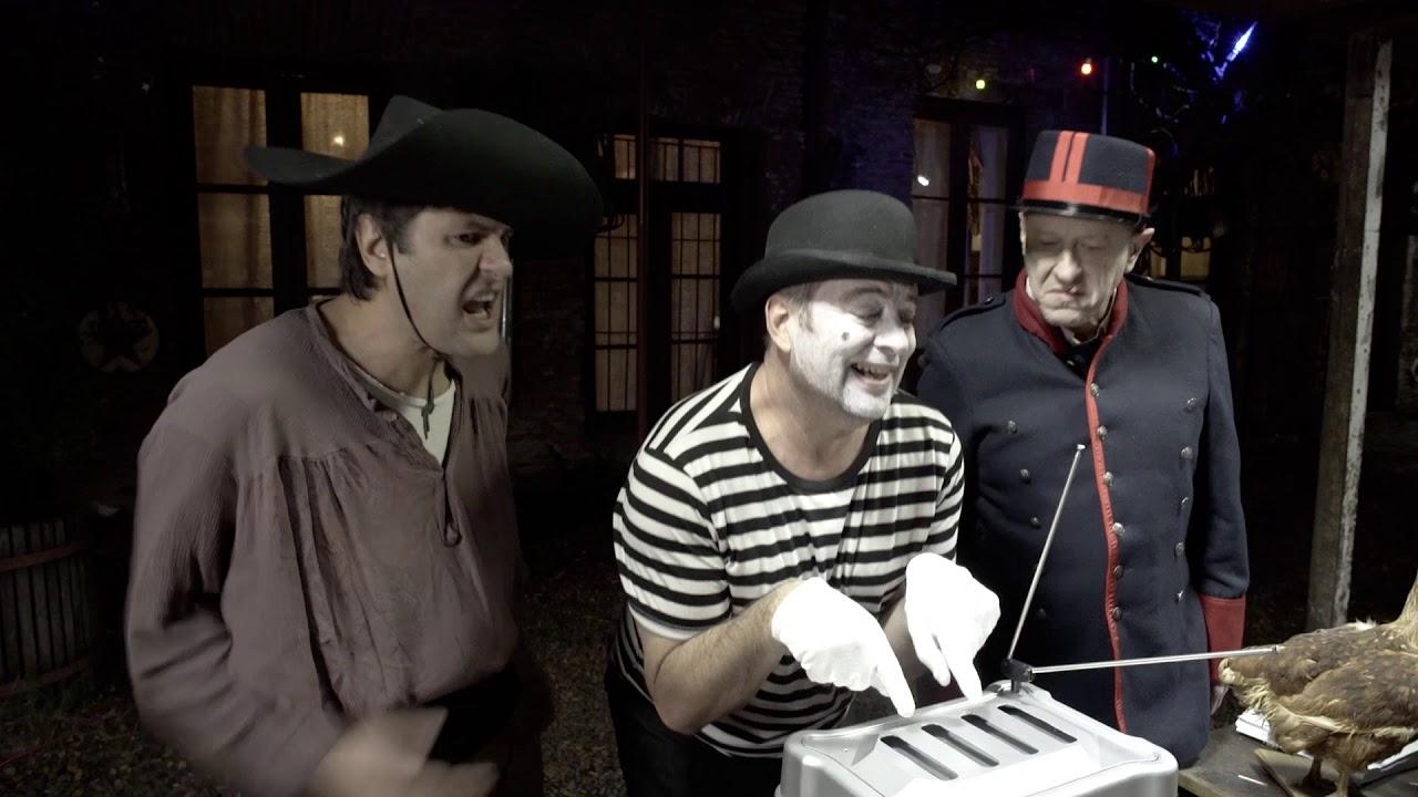 Resultado de imagen para Ciro y los Persas - Toaster (Give me Back my) Video Oficial