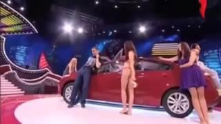 В российском реалити шоу «Машина» участник избил девушку