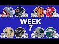 NFL Week 7 Preview Show | NFL Network
