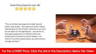 Lightning Reaction Electric Shock Game