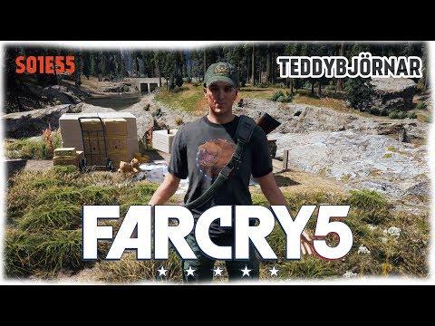 TEDDYBJÖRNAR | Far Cry 5 | S01E55 thumbnail