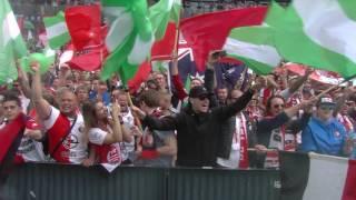 Spelersopkomst voor Feyenoord - Heracles Almelo
