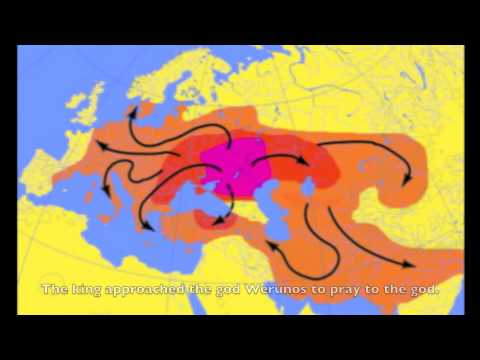 Spoken Sample of Proto-Indo-European (not very accurate)