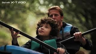 Fujifilm/X-T200 -  LifeStyle Movie