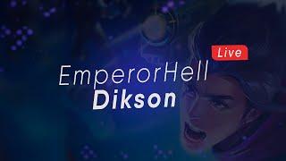 Dikson [Mobile Legends Новый сезон ! Global