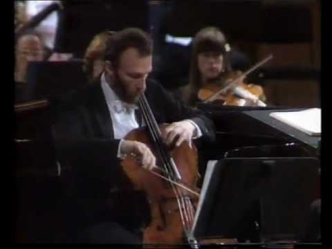 Beethoven Triple Concerto, 3rd movement - Georg Pedersen