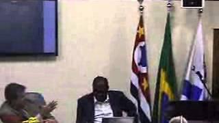 """Sessão Solene """"Consciência Negra"""" 13/11/2014"""