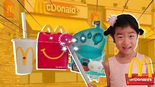 마법 요술봉 놀이 맥도날드 해피밀 변신놀이