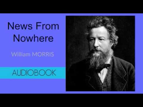 News from Nowhere by William Morris - Audiobook