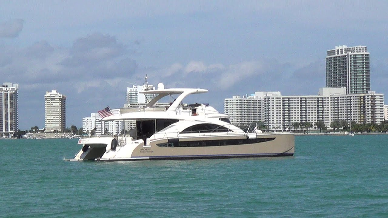 Tropical Island Yacht Miami Water Life Boat Ride Amazing Miami Views From Water Tropical