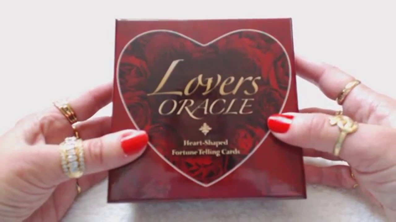 Traceyhds Valentines Day Review Of The Lovers Oracle Deck Youtube