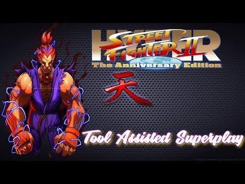 Hyper Street Fighter II - Shin Akuma【TAS】