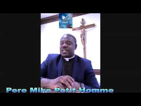 Pere Mike Petit-Homme-Les Differents Noms de L'Esprit Saint