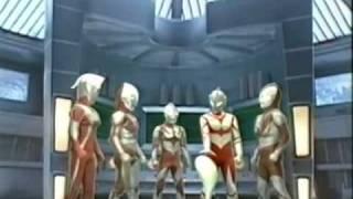 Ultraman Neos PV