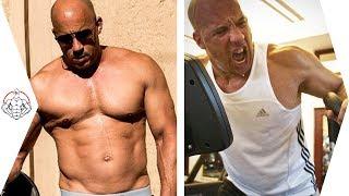 【筋トレ】Vin Diesel、負けない男