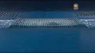 2008 PEKIN OLYMPICS OPENING CEREMONY-NBC PART4
