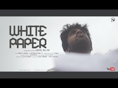 WHITE PAPER  ( an experimental short movie )