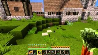 Minecraft #86 - Hässchen *_* und dessen Art erhaltung! xD