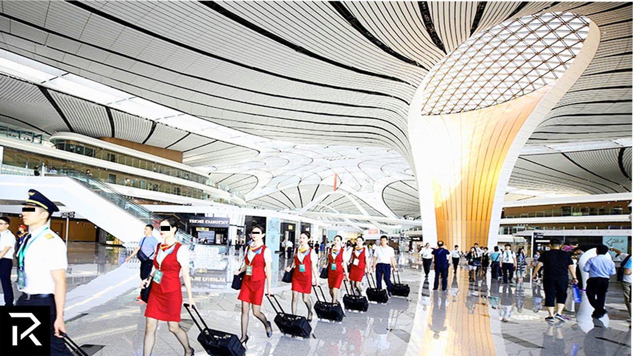 Download Inside China's New $18 Billion Dollar Airport