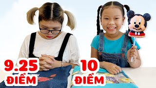 Nghĩ Sai Cho Bạn - Cắt Đôi Cây Kẹo Cùng Ăn ❤Susi kids TV❤