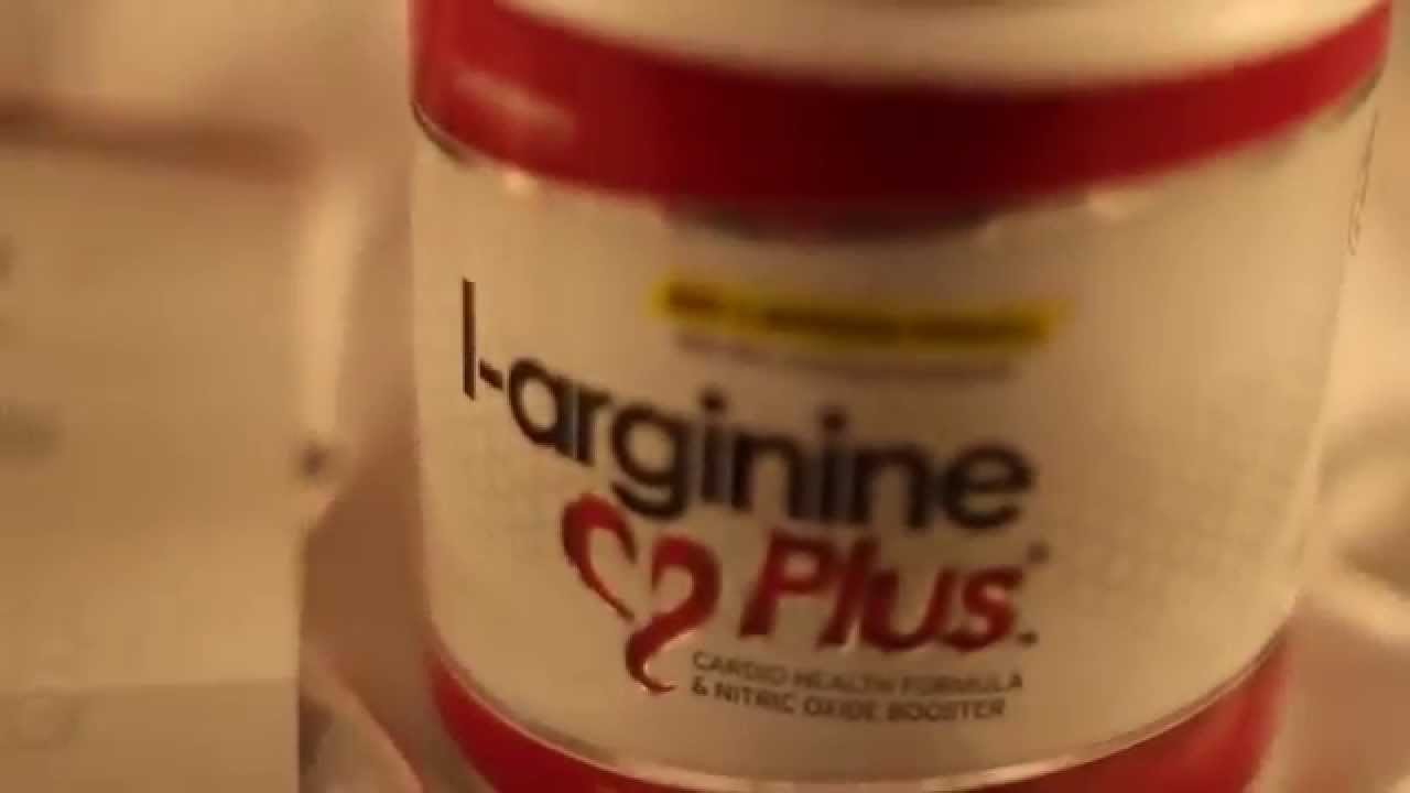 L-Arginine Plus #Review