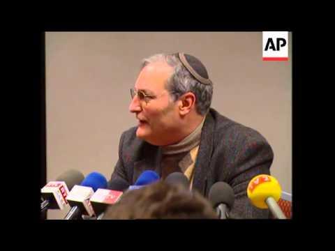 Jewish group calls on Australia, Hungary to investigate suspected WW2 Nazi