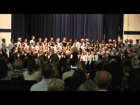 Peace I Leave With You- Combined Lower School Choir SouthLake Christian Academy