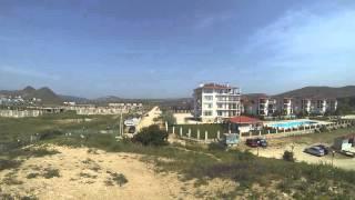 Коктебель. Пляжи у холма Юнге. Нудистский пляж(Описание пляжа здесь http://crimeabeaches.ru/?p=1656., 2016-02-27T11:31:12.000Z)